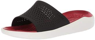Crocs LiteRide Slide Sandal Flat