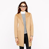 J.Crew Collection cashmere topcoat