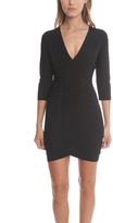 Herve Leger Nathalia Knit Dress