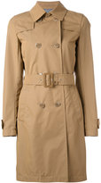 Herno classic trenchcoat - women - Cotton/Polyamide/Polyester/Modal - 42