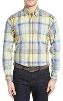 Robert Talbott Men's Anderson Classic Fit Plaid Sport Shirt