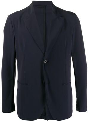 Hydrogen Single-Breasted Tailored Blazer
