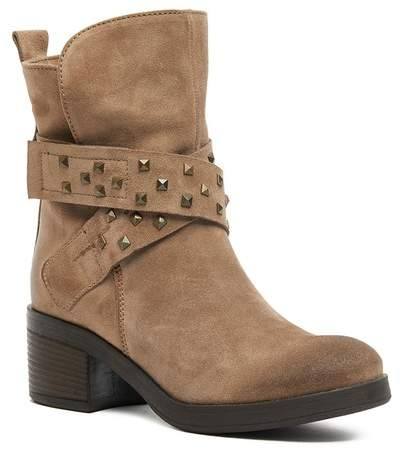 Manas Design Embellished Stud Boot
