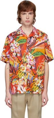 Davi Paris Multicolor Bonnard Shirt