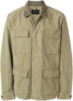 AllSaints pocket detail jacket