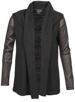 Majestic 3803 women's Cardigans in Black