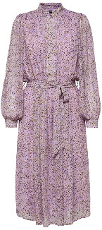 Selected Slfmisanti Dress Purple - 38