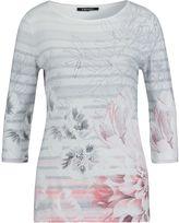 Olsen Flower print T-shirt