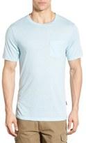 Patagonia Men's 'Daily Triblend' Pocket T-Shirt