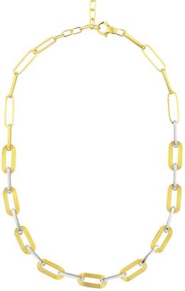 Kloto Ion.633 Silver & Gold Essential Chain Necklace