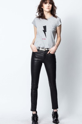 Zadig & Voltaire Flashlight Just Zadig Skinny T-Shirt