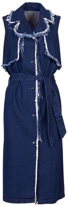 Acephala Dark Blue Denim Dress