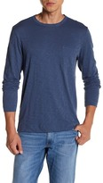 Theory Gaskell Long Sleeve Pocket Tee