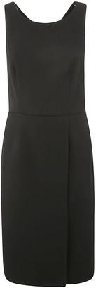 Givenchy Sleeveless Straight Waist Dress