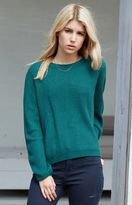 Honey Punch Easy Ribbed Pullover Sweater