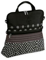 Lassig Casual Buggy Diaper Bag in Black Multimix