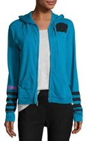 Freecity Super Woman Zip-Front Hoodie, Blue
