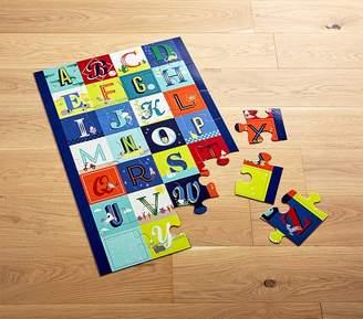 Pottery Barn Kids ABC Floor Puzzle