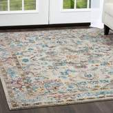 Nicole Miller Parlin Diamond Gray Area Rug