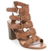 Merona Women's Cassandra Buckle Heel Sandal Pumps