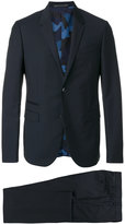 Valentino two piece formal suit - men - Cotton/Cupro/Mohair/Wool - 50