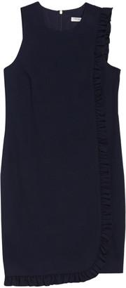 Trina Turk Sunlight Ruffle Trim Sheath Dress