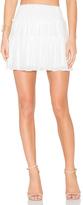 Greylin Alendra Smocked Skirt