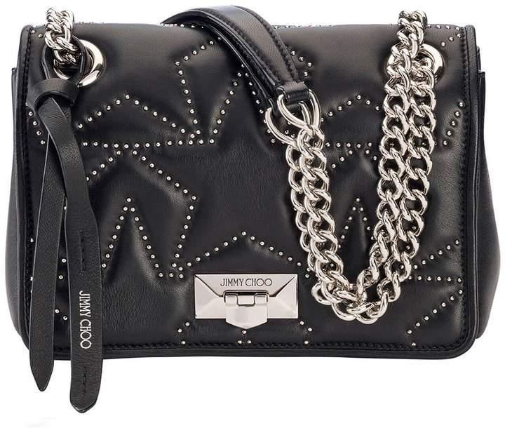 ff8b66e30 Black Chain Strap Handbag - ShopStyle