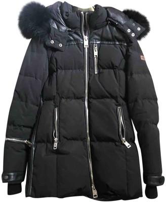 Nicole Benisti Black Coat for Women