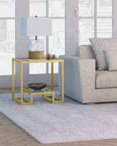 Athena Side Table In Gold