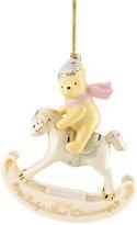 Lenox Annual 2016 Winnie the Pooh Baby's 1st Christmas Ornament
