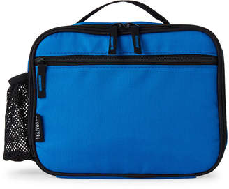 Fit & Fresh Blue Horizontal Insulated Lunch Tote