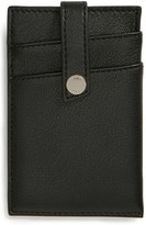 WANT Les Essentiels Men's 'Kennedy' Money Clip Wallet - Black
