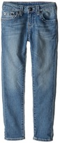 True Religion Casey Single End Jeans in Supernova Blue (Toddler/Little Kids)