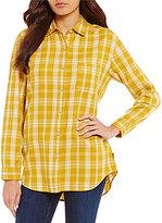 The North Face Long Sleeve Boyfriend Shirt