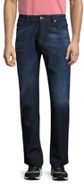 Diesel Viker L.32 Straight Fit Cotton Jeans