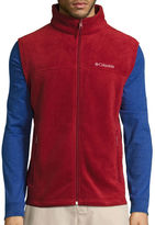Columbia Flattop Ridge Sleeveless Lightweight Fleece Vest
