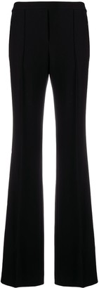 Theory High-Rise Flared Trousers