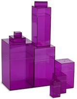 Container Store Amac Box Purple