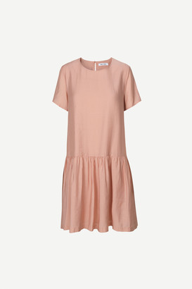 Samsoe & Samsoe Rose Mille Dress - S . | rose - Rose