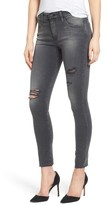 AG Jeans Women's The Farrah High Rise Skinny Jeans
