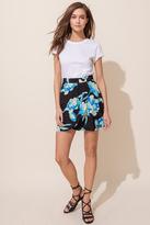 Yumi Kim Harmony Wrap Silk Skirt