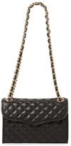 Affair Mini Quilted Leather Shoulder Bag