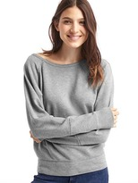 Gap Ladder-trim pullover sweatshirt