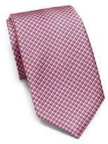 Saks Fifth Avenue Silk Dot Tie