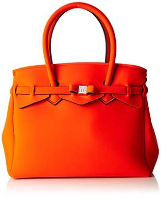 save my bag Women's 20204N Shoulder Bag Orange