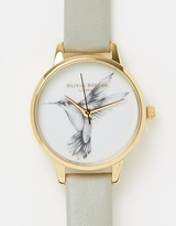 Olivia Burton Animal Motif Hummingbird Watch