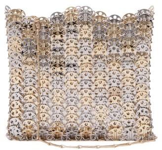 Paco Rabanne Bi-colour 1969 Chain Shoulder Bag - Silver Gold
