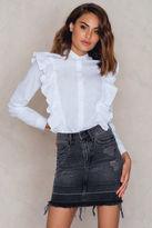 Bardot Lulu Denim Mini Skirt