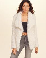 Hollister Faux Fur Coat